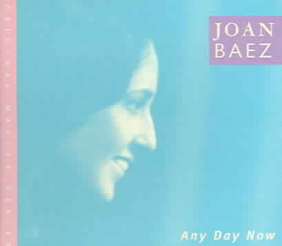 ANY DAY NOW BY BAEZ,JOAN (CD)