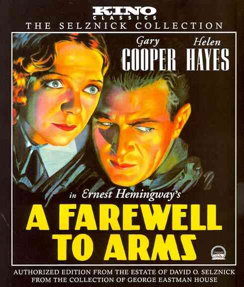FAREWELL TO ARMS BY COOPER,GARY (Blu-Ray)