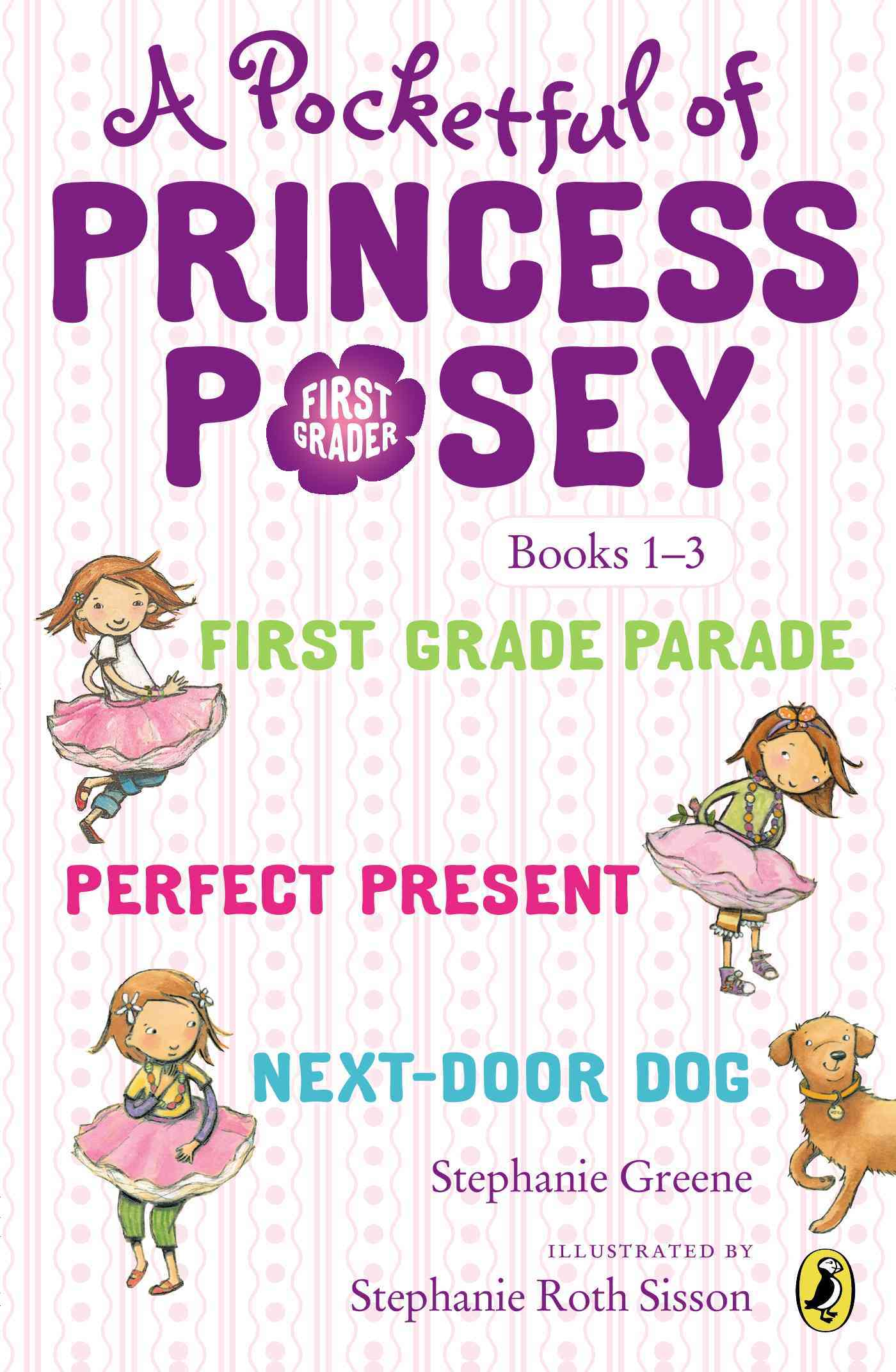 A Pocketful of Princess Posey By Greene, Stephanie/ Sisson, Stephanie Roth (ILT)