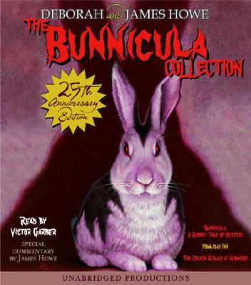 [CD] Bunnicula: a Rabbit Tale of Mystery / Howliday Inn / the Celery Stalks at Midnight By Howe, James/ Garber, Victor (NRT)